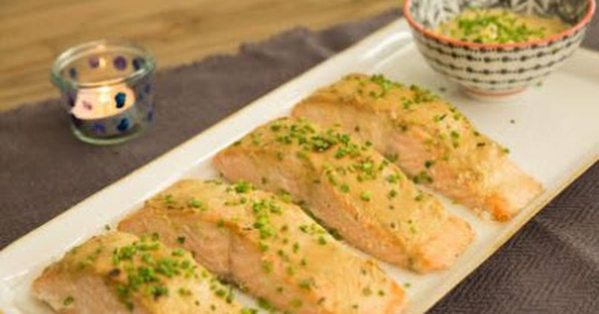 Low Cholesterol Salmon Recipes  10 Best Low Fat Baked Salmon Recipes