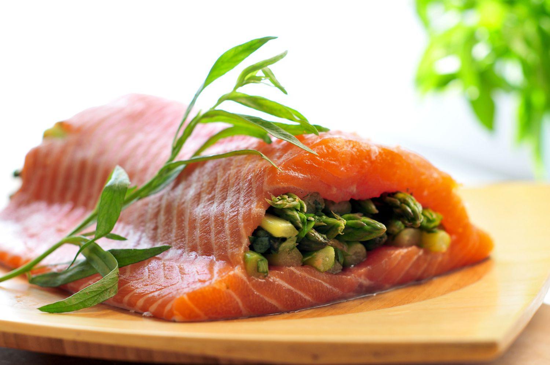 Low Cholesterol Salmon Recipes  10 Low Cholesterol Salmon Ideas