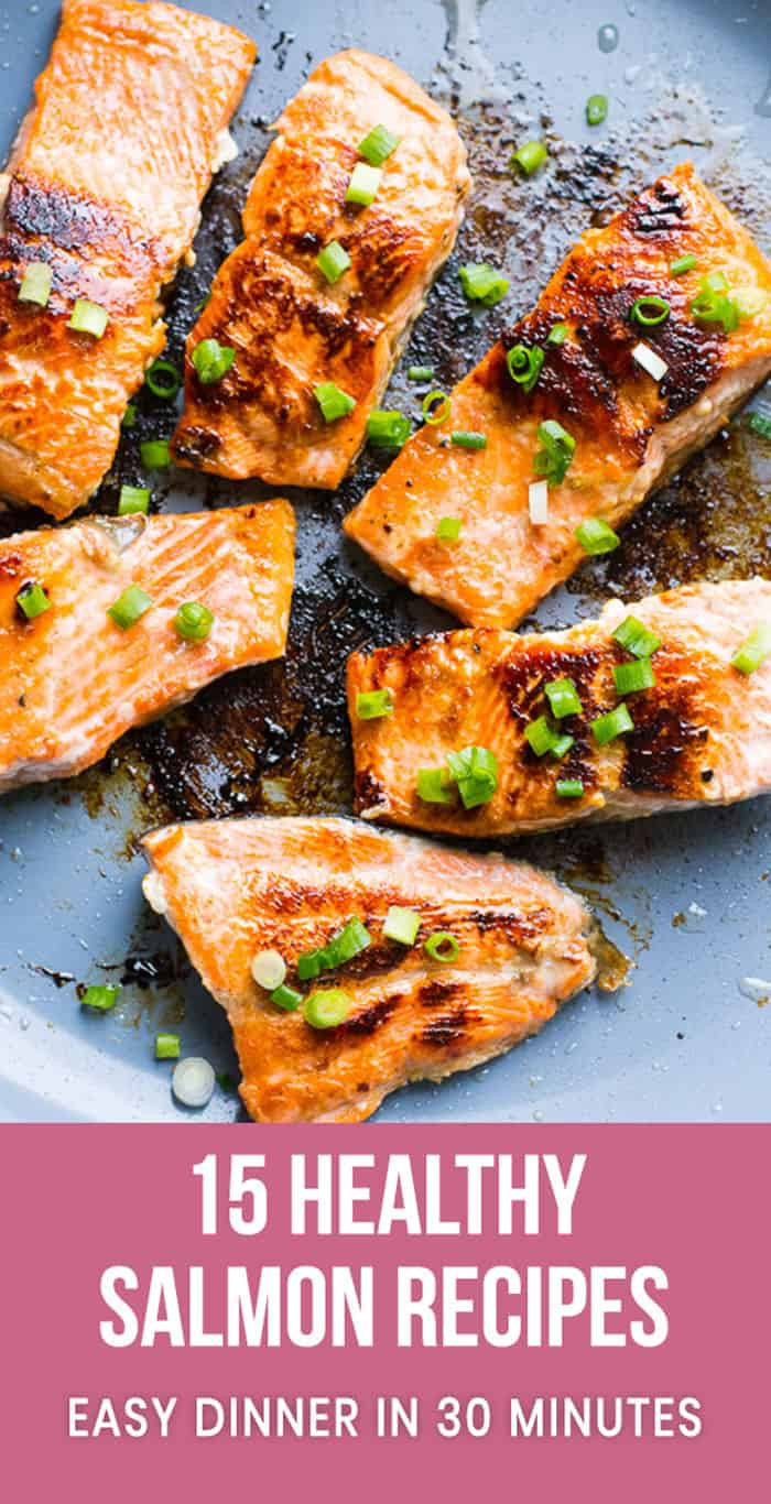 Low Cholesterol Salmon Recipes  15 Healthy Salmon Recipes iFOODreal