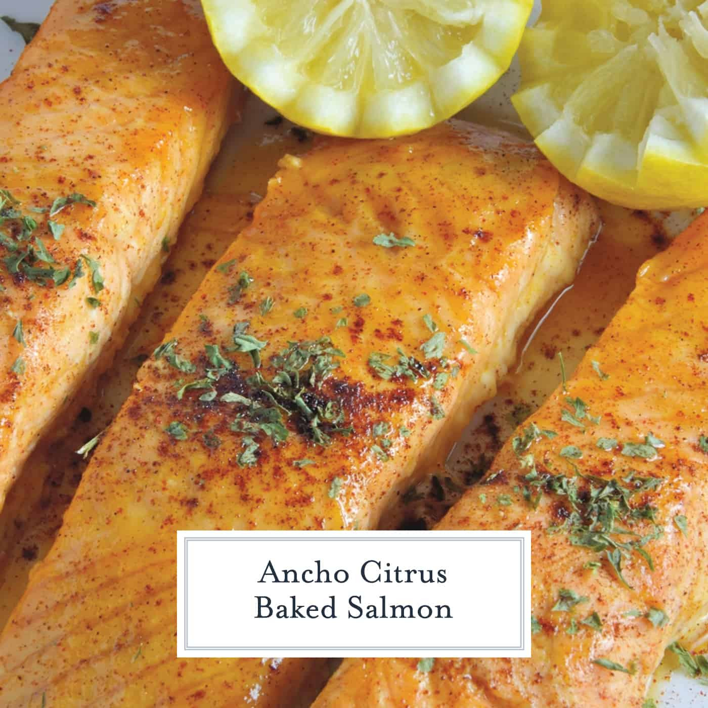 Low Cholesterol Salmon Recipes  Ancho Citrus Baked Salmon Delightfully Easy Salmon Recipe