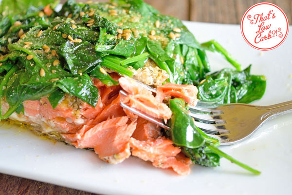 Low Cholesterol Salmon Recipes  Low Carb Omega 3 Fat Bomb Salmon Recipe That s Low Carb