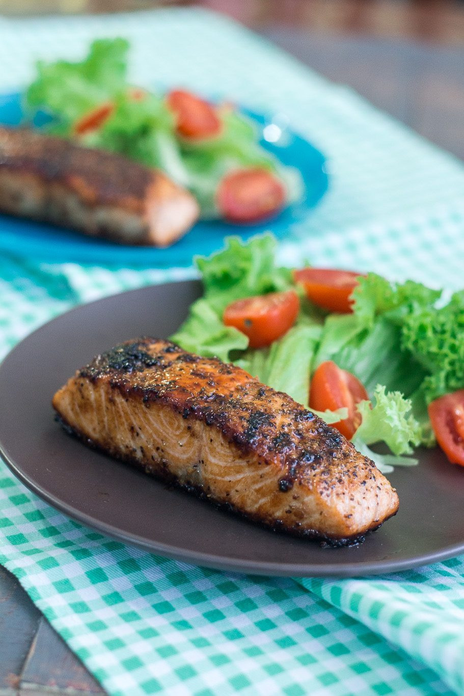 Low Cholesterol Salmon Recipes  The Best Low Cholesterol Salmon Recipes Best Diet and