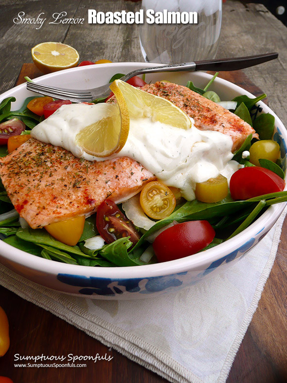 Low Cholesterol Salmon Recipes  30 Recipes for Lowering Cholesterol Part 1 of 3