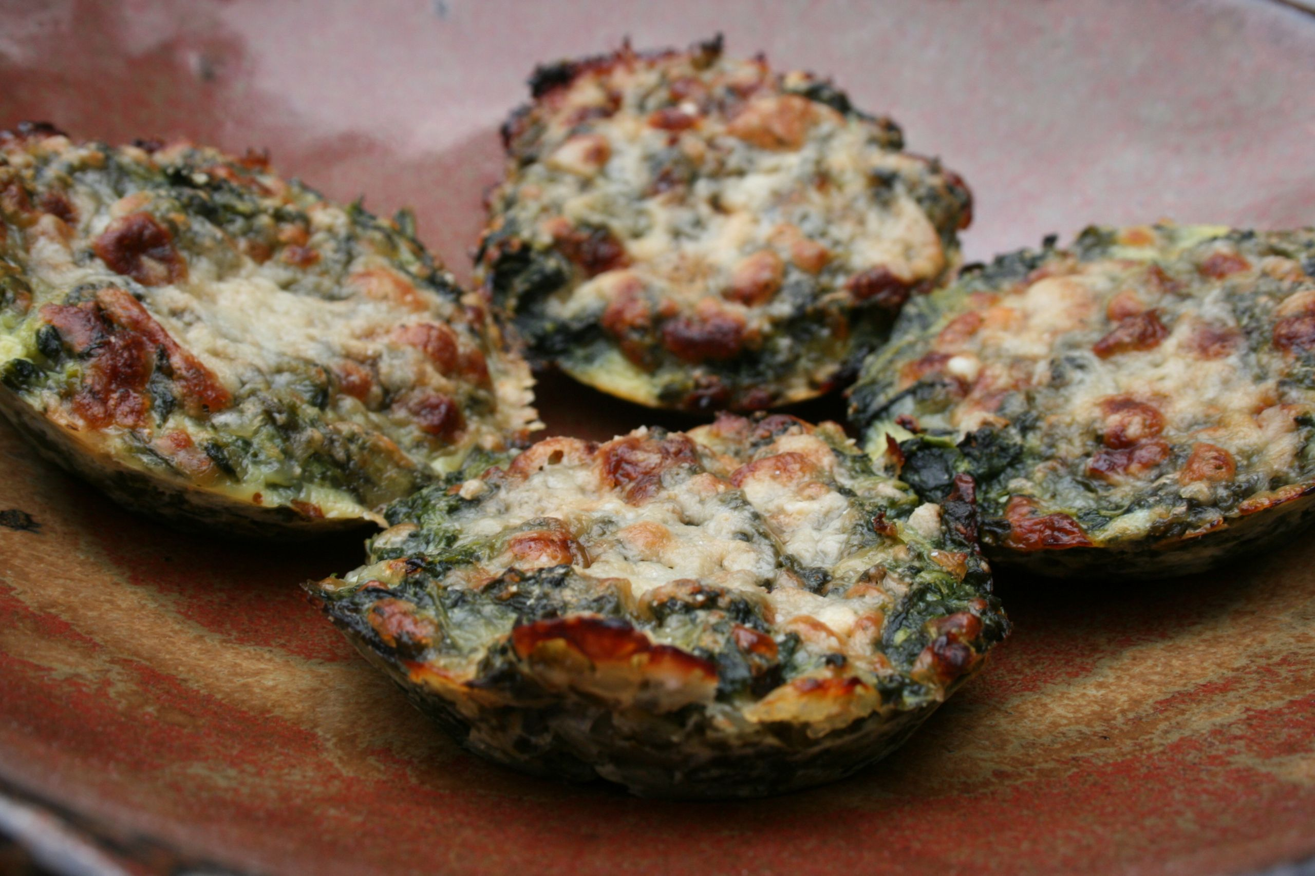 Low Cholesterol Side Dishes  Low Fat Side Dish Crustless Spinach Tarts