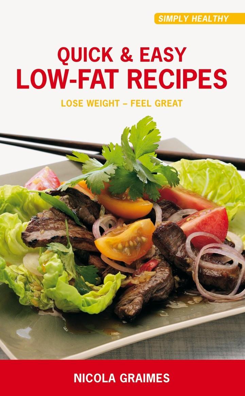 Low Fat Low Cholesterol Recipes  Quick & Easy Low Fat Recipes eBook Healthy Food