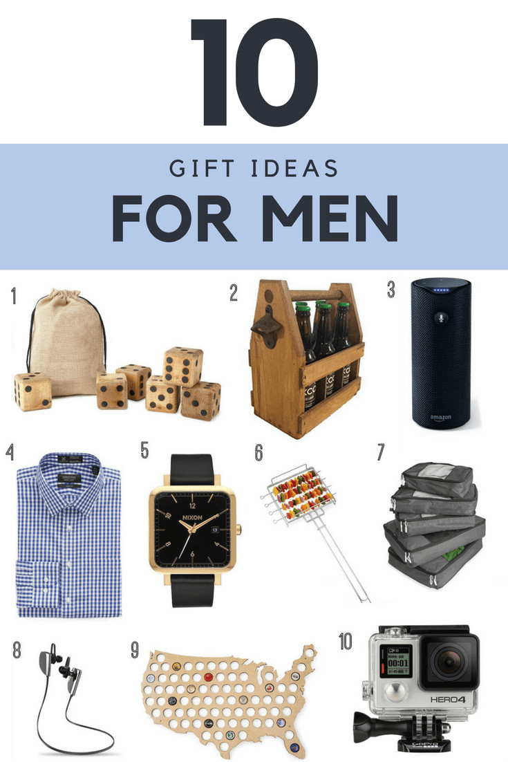 Male Birthday Gift Ideas  Happy Birthday to Hubby Gift Ideas for Men My Plot of