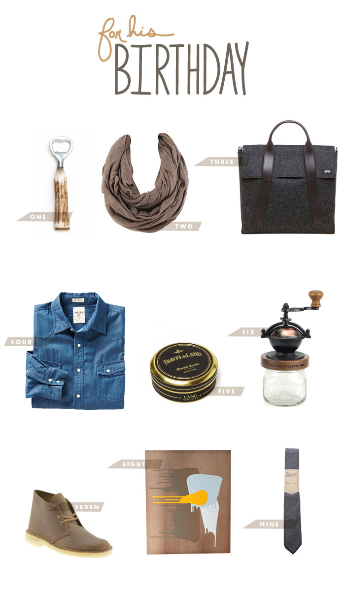Male Birthday Gift Ideas  Birthday For Men Clipartion