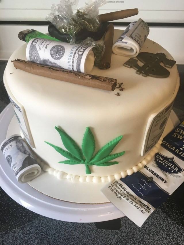 Marijuana Birthday Cake  25 Wonderful of Marijuana Birthday Cake
