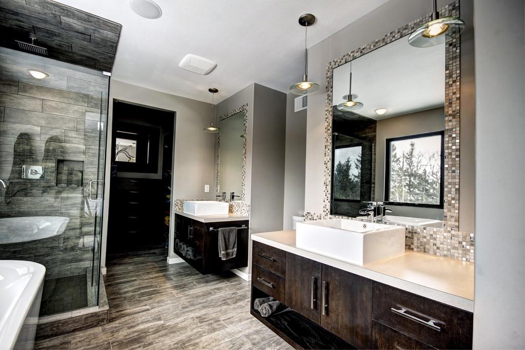 Master Bathroom Ideas Photo Gallery  Luxurious Master Bathrooms Design Ideas With