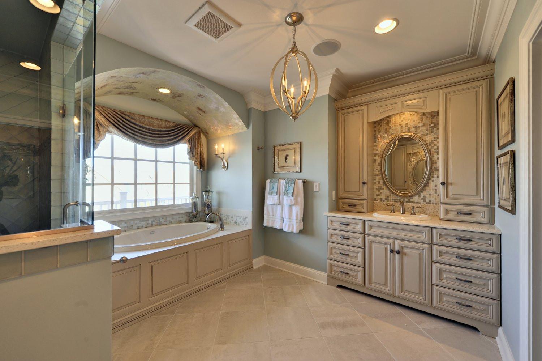 Master Bathroom Ideas Photo Gallery  Cape Shores