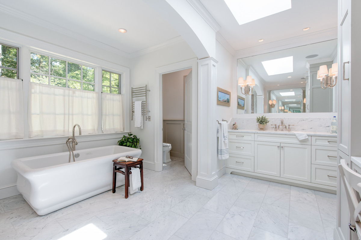 Master Bathroom Size  Right Size & Right Aesthetic Bringing Your Master Bath