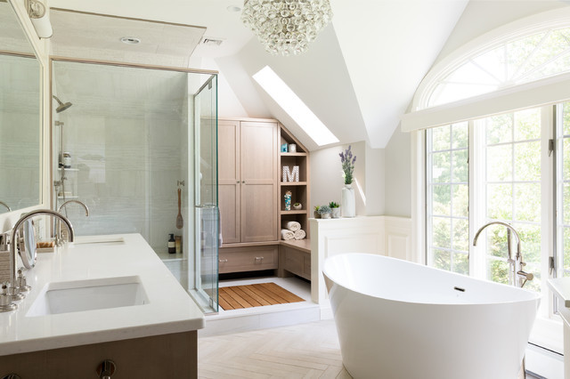Master Bathroom Size  Standard Fixture Dimensions and Measurements for a Master Bath