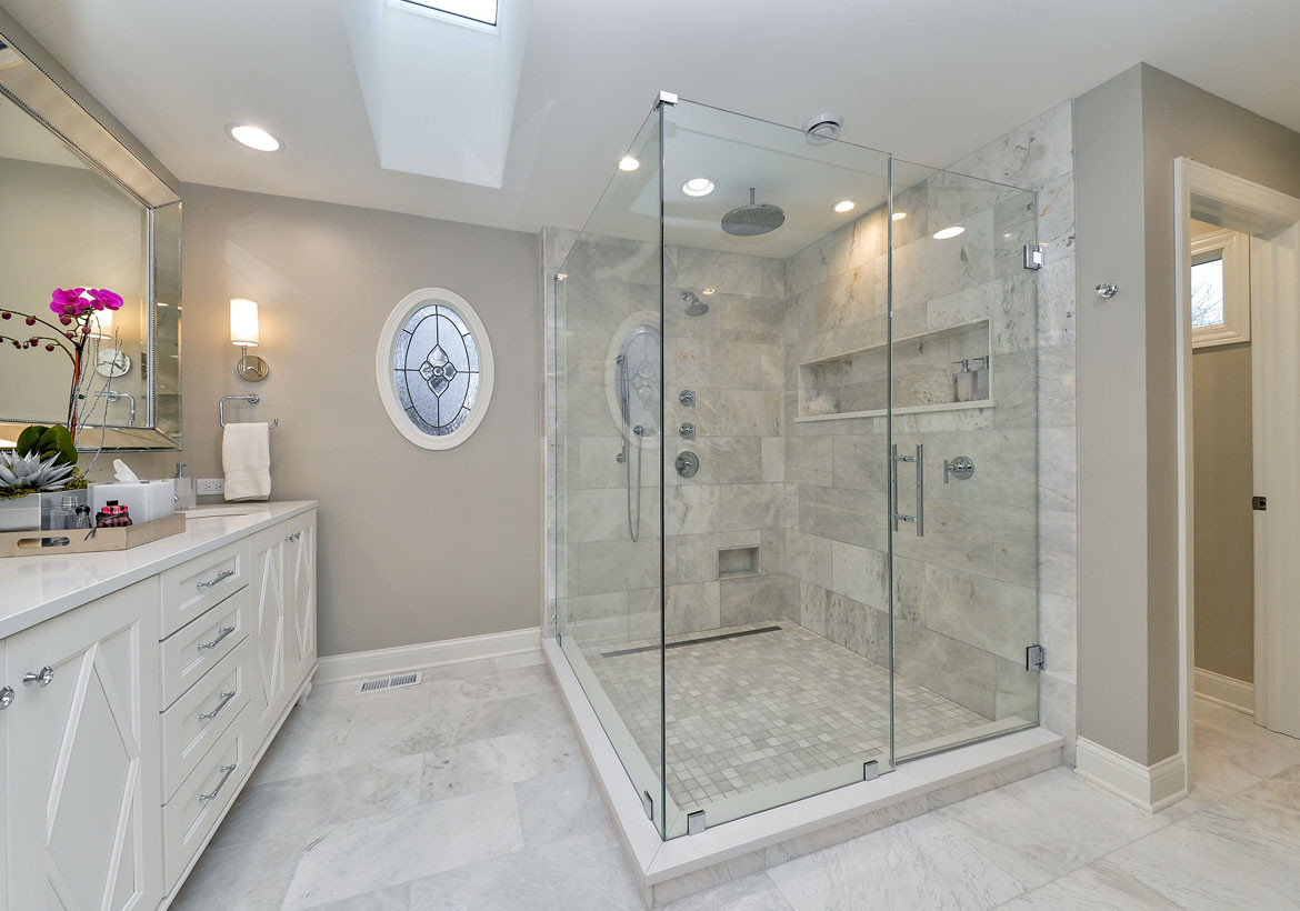 Master Bathroom Size  Shower Sizes Your Guide to Designing the Perfect Shower