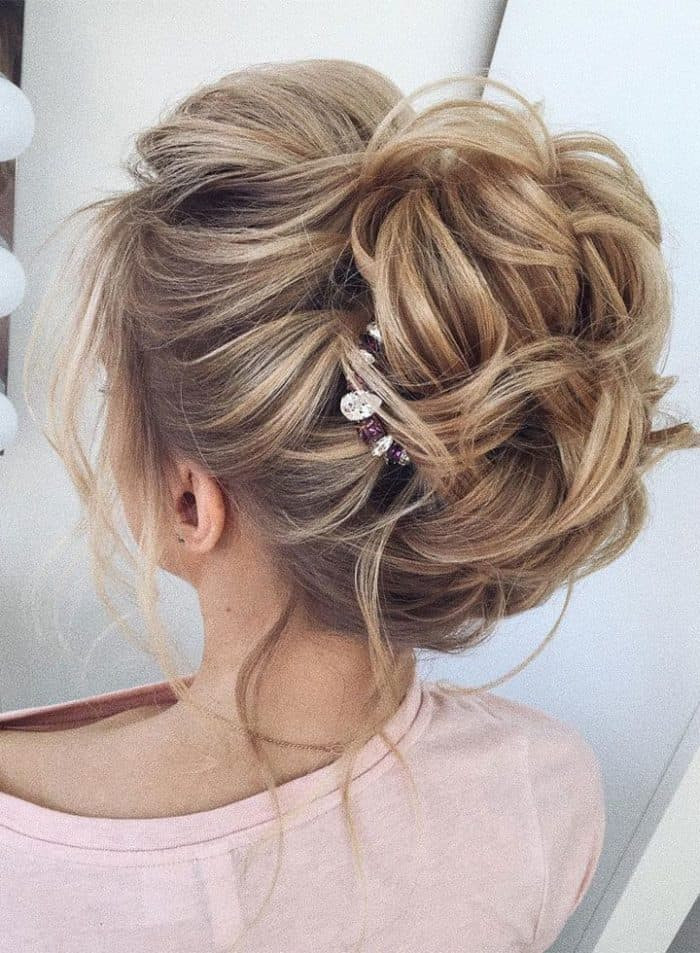Medium Hairstyles For Wedding Guests  25 Beautiful Wedding Guest Hairstyle Ideas 2019 – SheIdeas