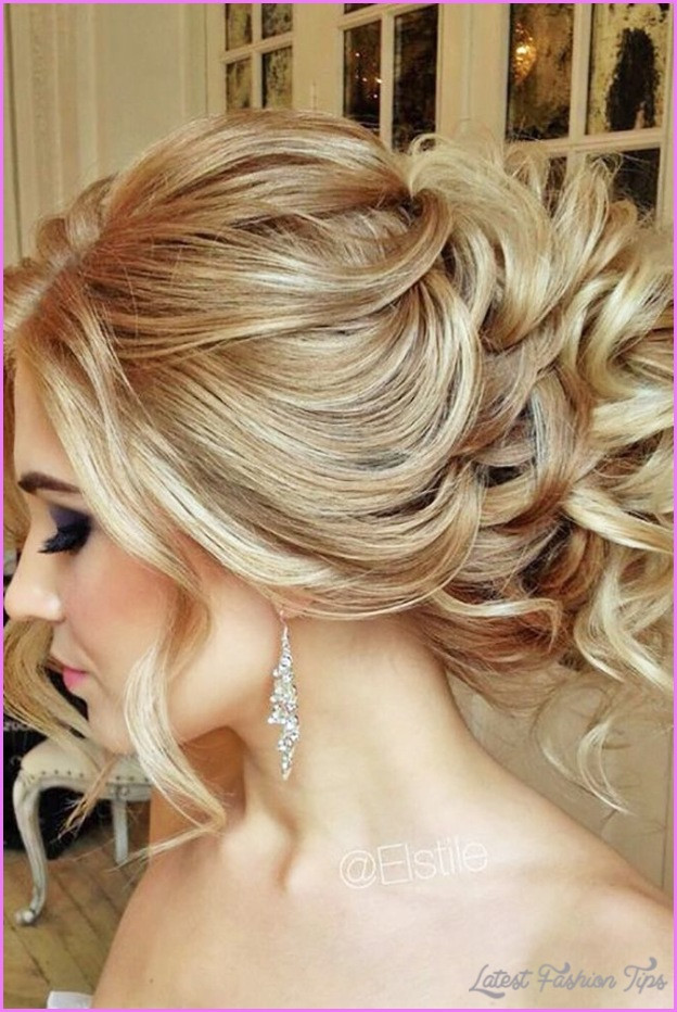 Medium Hairstyles For Wedding Guests  Hairstyles For Wedding Guests LatestFashionTips