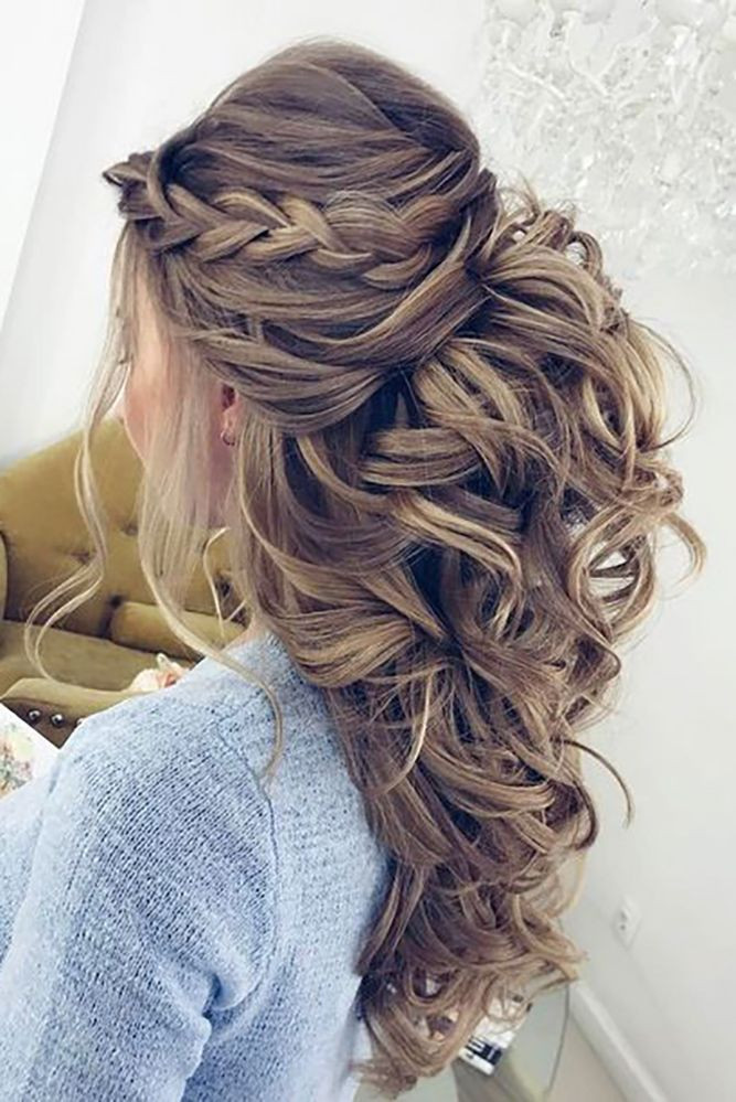 Medium Hairstyles For Wedding Guests  42 Chic And Easy Wedding Guest Hairstyles