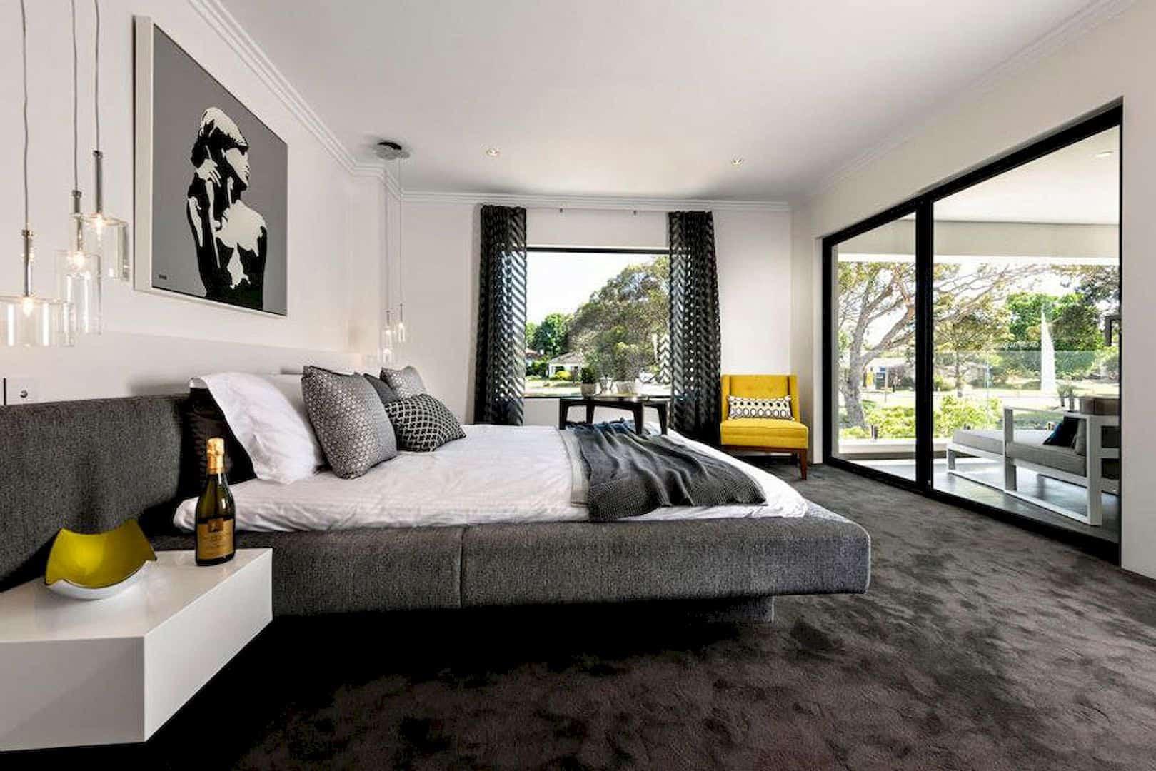 Mens Bedroom Design  16 Cool Bedroom Designs For Men