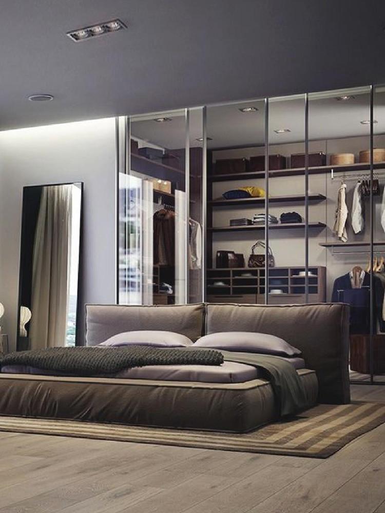 Mens Bedroom Design  40 Masculine Bedroom Ideas & Inspirations