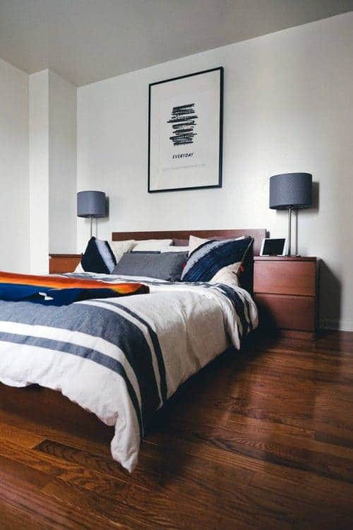 Mens Bedroom Design  60 Men s Bedroom Ideas Masculine Interior Design Inspiration