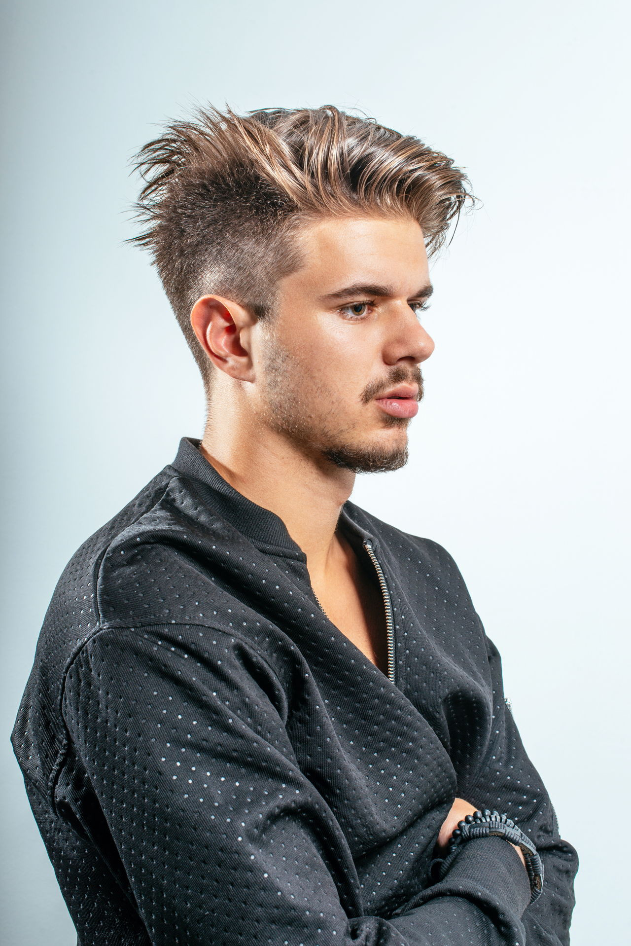 Mens Modern Haircuts  9 Facial Hair Styles for Young Men That are Absolutely