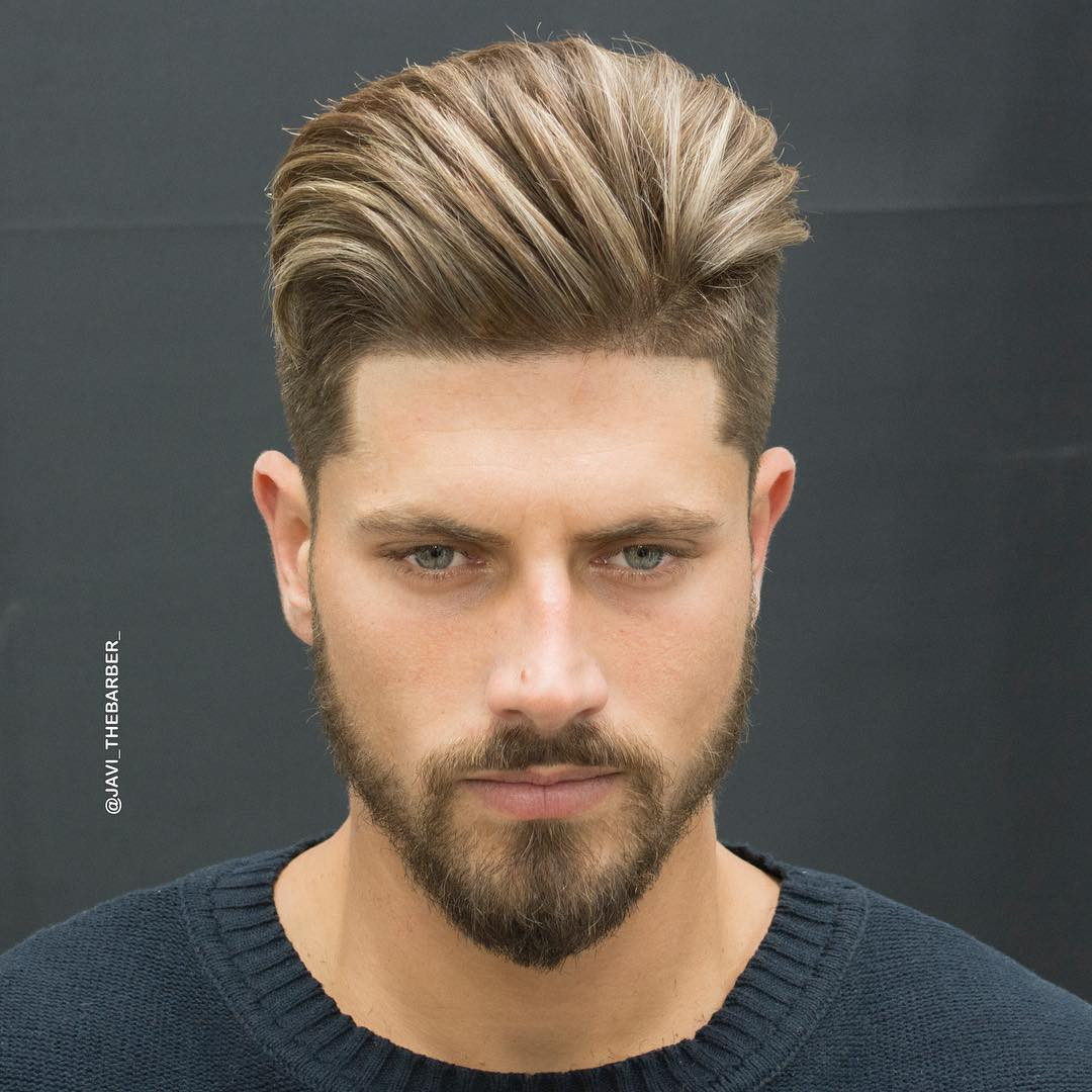 Mens Modern Haircuts  New Men s Hairstyles For 2019 – LIFESTYLE BY PS