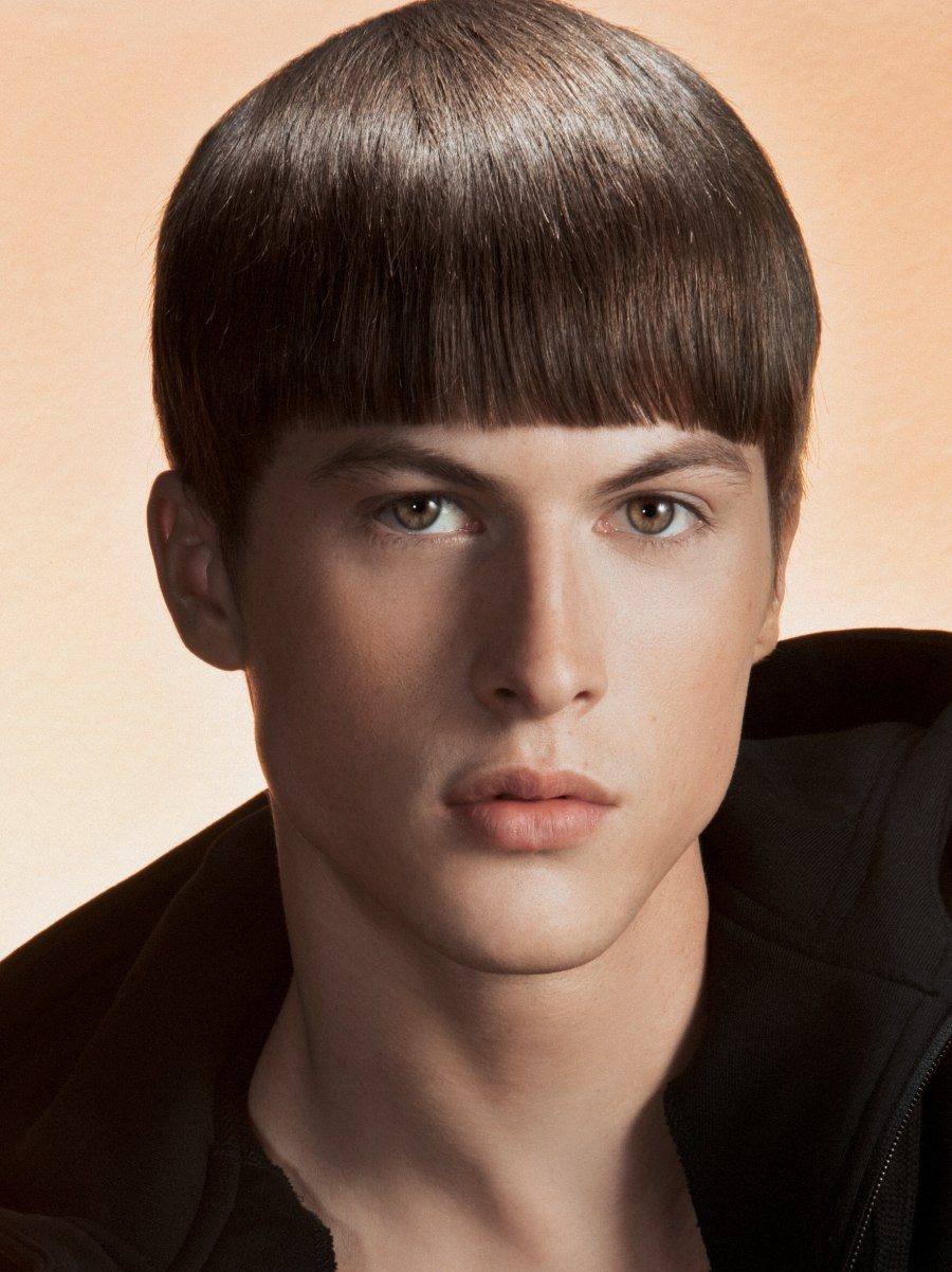 Mens Modern Haircuts  Hairstyles with a make over for the 21st century