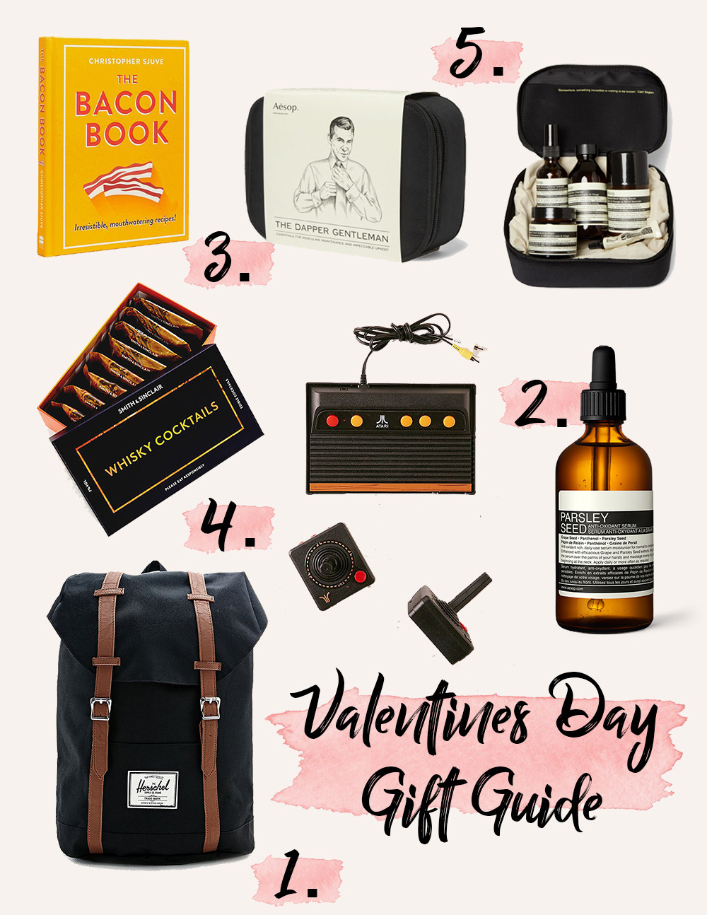 Mens Valentines Gift Ideas Uk  Valentine s Gift Guide For Him