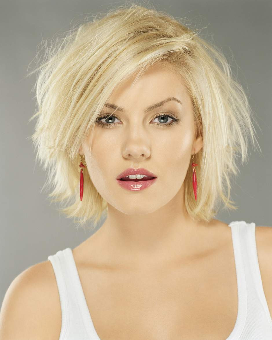 Messy Hairstyles For Short Hair  kafgallery Celebrity Short Messy Curly Hairstyles 2012