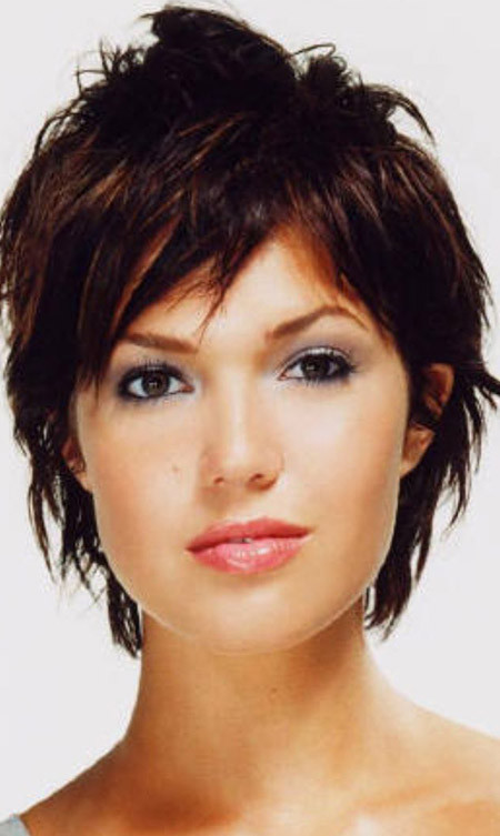Messy Hairstyles For Short Hair  Trendy Hairstyles for Short Hair