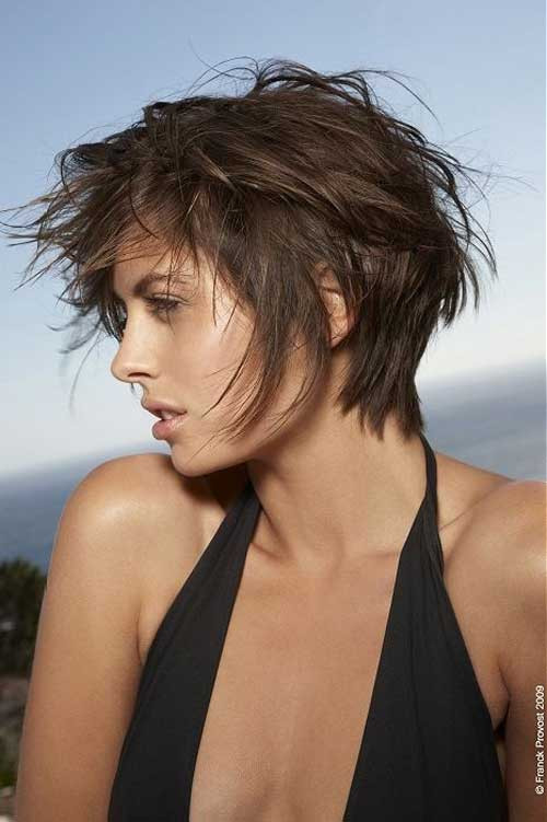 Messy Hairstyles For Short Hair  20 Best Short Messy Hairstyles