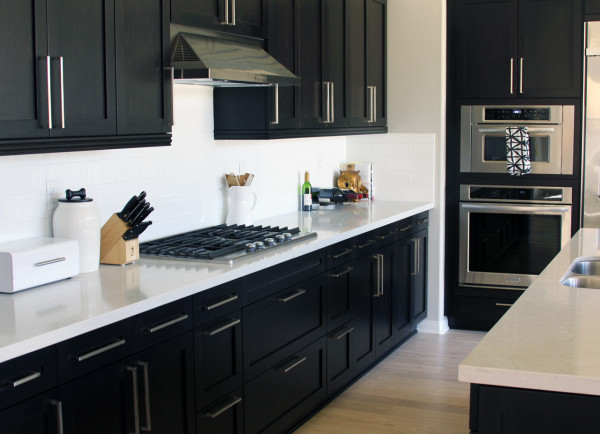 Modern Handles For Kitchen Cabinet  Choosing Modern Cabinet Hardware for a New House Design Milk