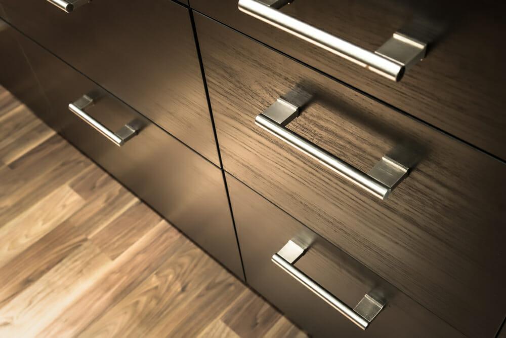 Modern Handles For Kitchen Cabinet  10 Ways to Save Money on a Kitchen Remodel Modernize