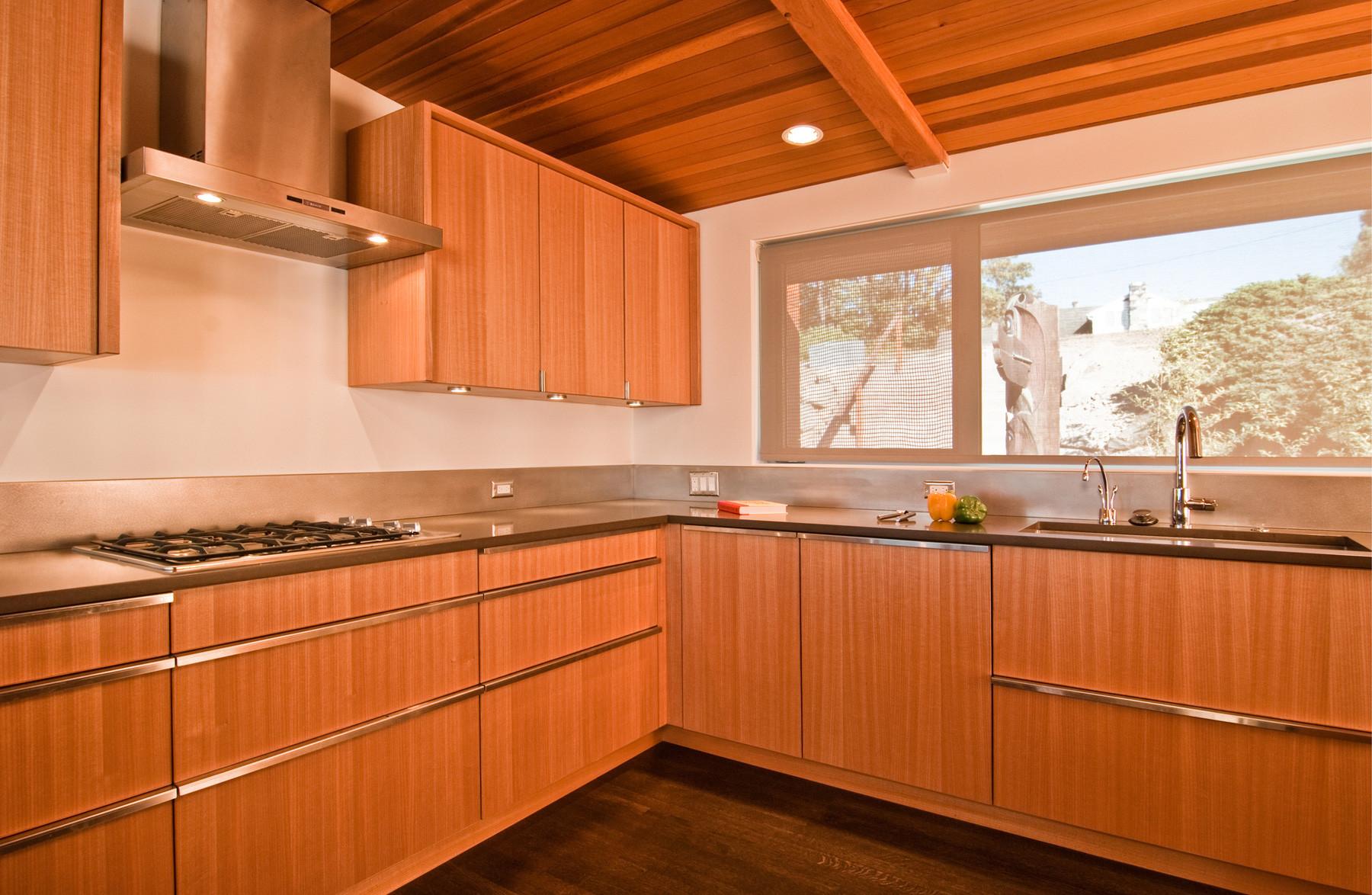 Modern Handles For Kitchen Cabinet  Mid Century Modern Kitchen Cabinets Re mendation – HomesFeed