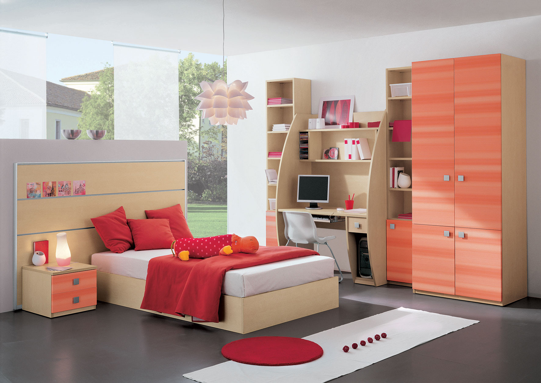 Modern Kids Decor  Interior Exterior Plan