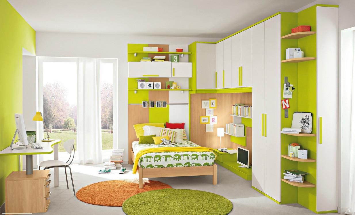 Modern Kids Decor  Modern Kid s Bedroom Design Ideas