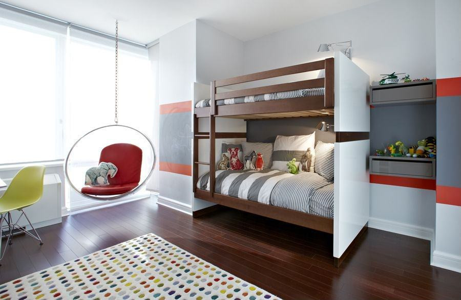 Modern Kids Decor  24 Modern Kids Bedroom Designs Decorating Ideas