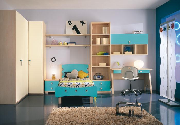 Modern Kids Decor  45 Kids Room Layouts and Decor Ideas from Pentamobili