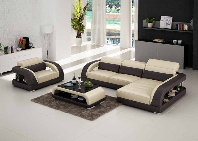 Modern Living Room Sets Cheap  Modern Design Cheap Price Living Room Genuine Leather Sofa