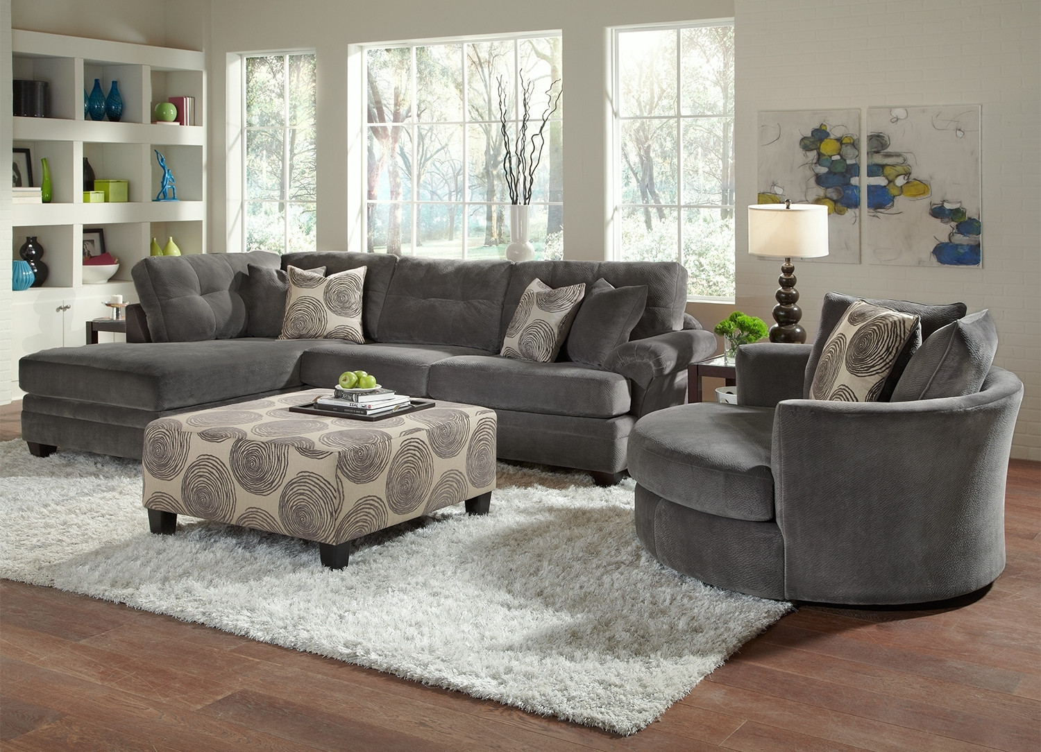 Modern Living Room Sets Cheap  Tips to Buy Swivel Chairs for Living Room