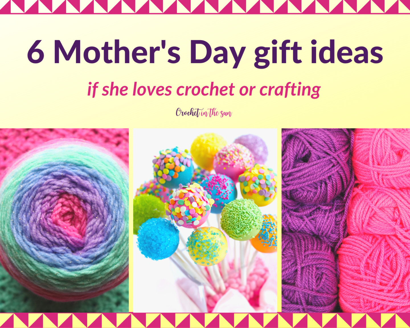 Mother'S Day Crochet Gift Ideas  Mother s Day Gift ideas if she s a crafter or crocheter 5