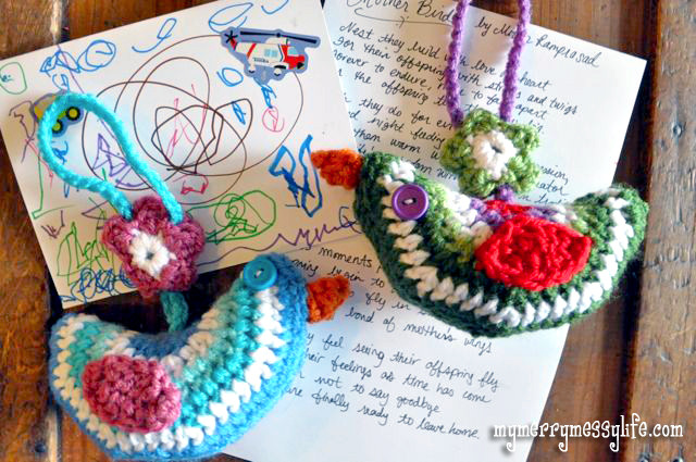 Mother'S Day Crochet Gift Ideas  Mother s Day Crochet Gift My Merry Messy Life