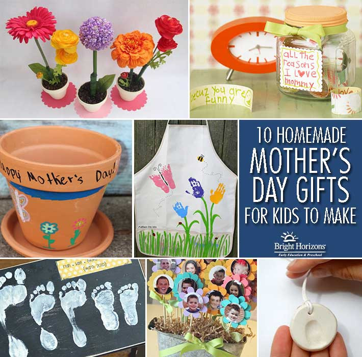 Mother'S Day Gift Ideas For Toddlers To Make  SocialParenting 10 Homemade Mother s Day Gifts for Kids