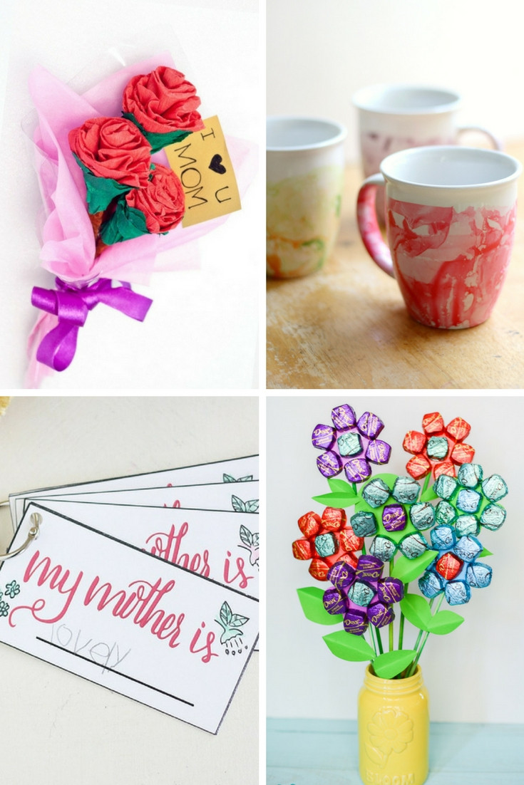 Mother'S Day Gift Ideas For Toddlers To Make  10 Simple Mother's Day Gifts Your Kids Can Make Three