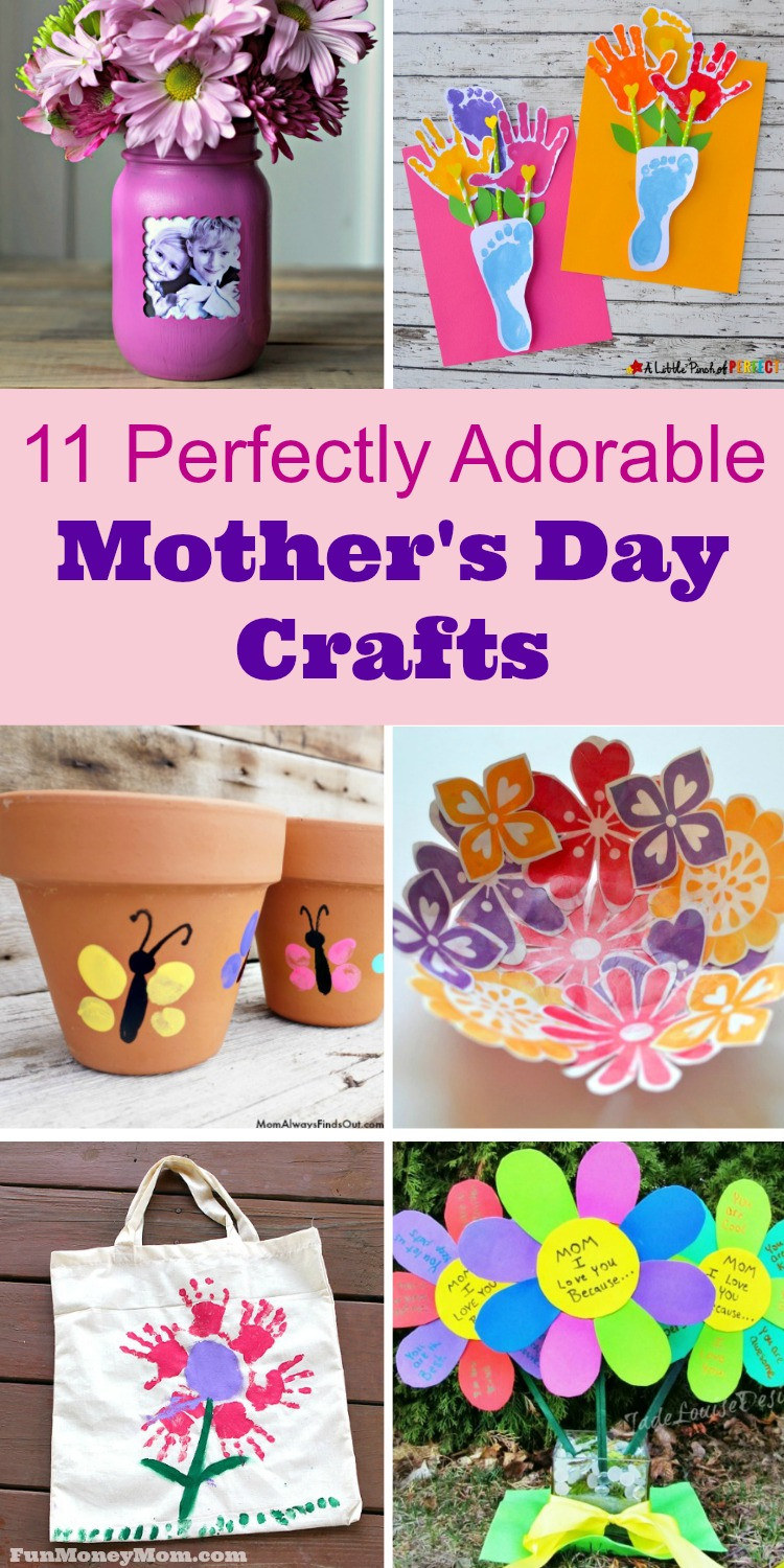 Mother'S Day Gift Ideas For Toddlers To Make  11 Perfectly Adorable Mother s Day Crafts