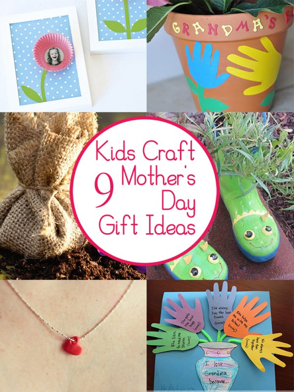 Mother'S Day Gift Ideas For Toddlers To Make  9 Mother s Day Crafts and Gifts Kids Can Make Tips from