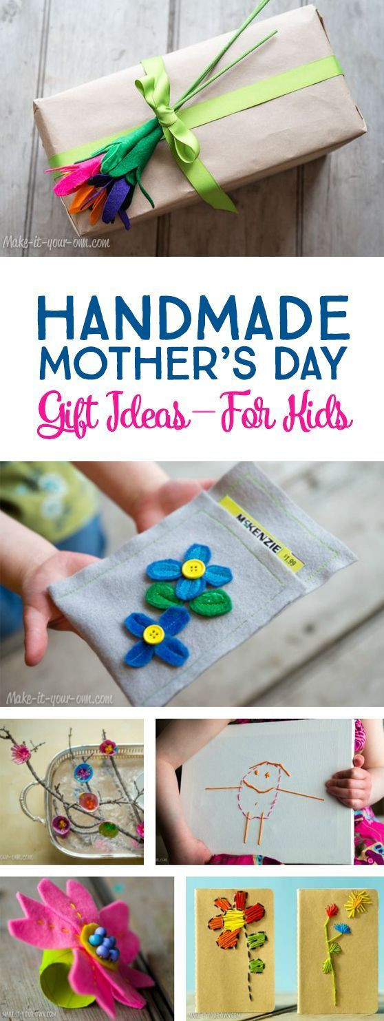 Mother'S Day Gift Ideas For Toddlers To Make  Handmade Mother s Day Gift Ideas Children Can Make Love