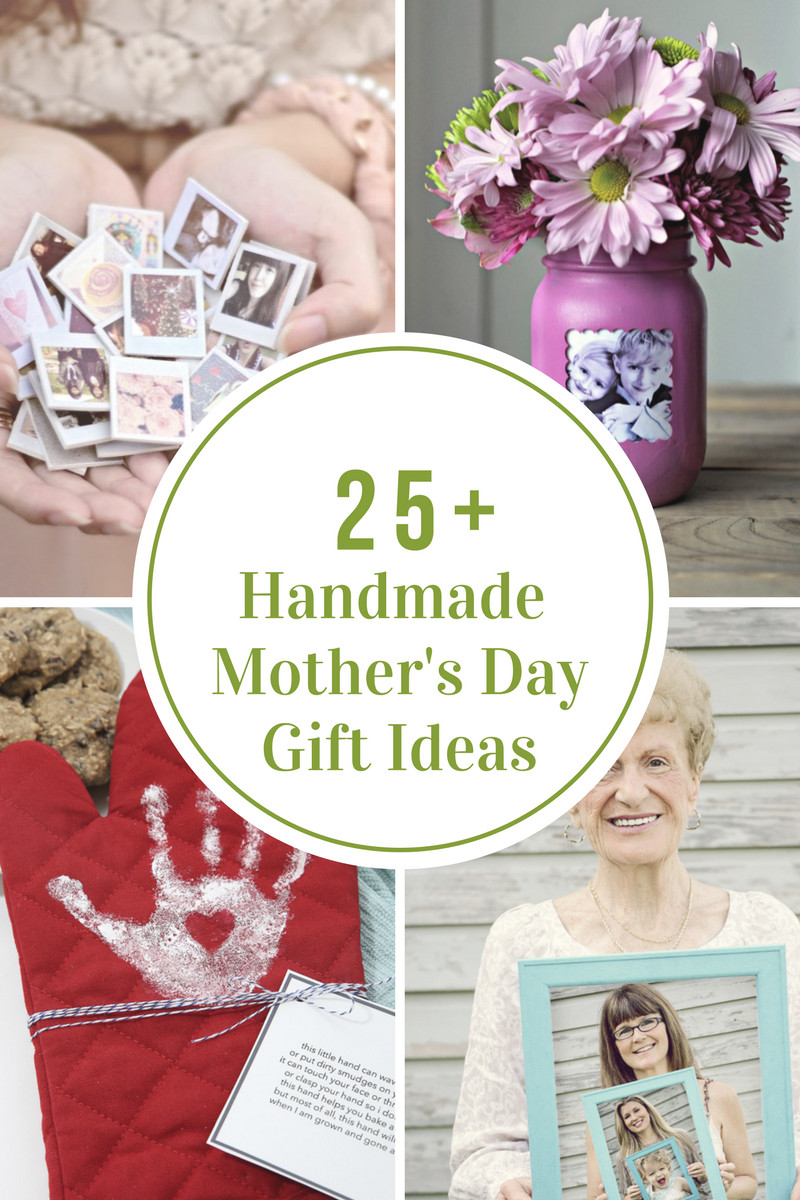 Mother'S Day Gift Ideas For Toddlers To Make  43 DIY Mothers Day Gifts Handmade Gift Ideas For Mom