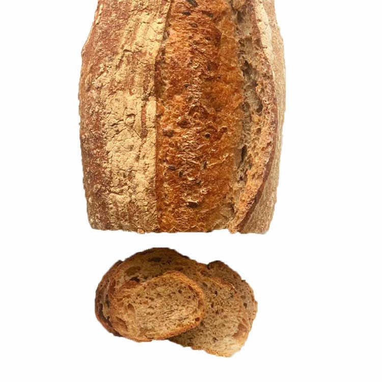 Multigrain Sourdough Bread  Multigrain Sourdough Bread 650g Bakery Gourmeturca
