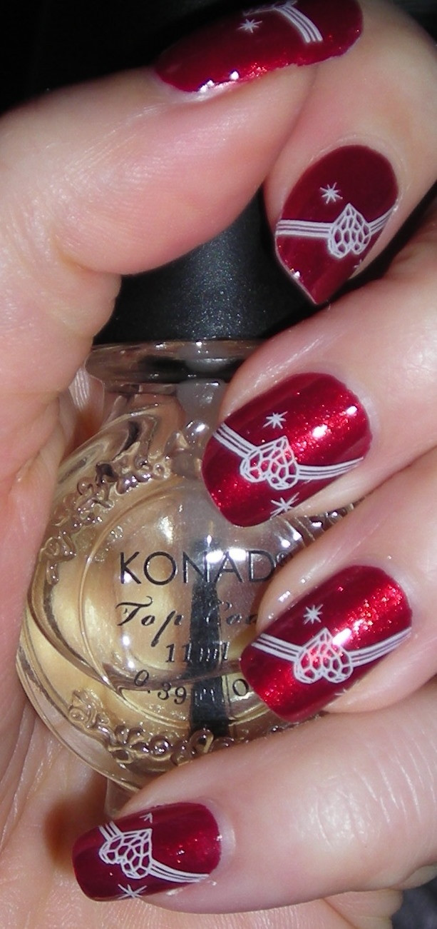Nail Art Valentines Day Design  60 Incredible Valentine s Day Nail Art Designs for 2015