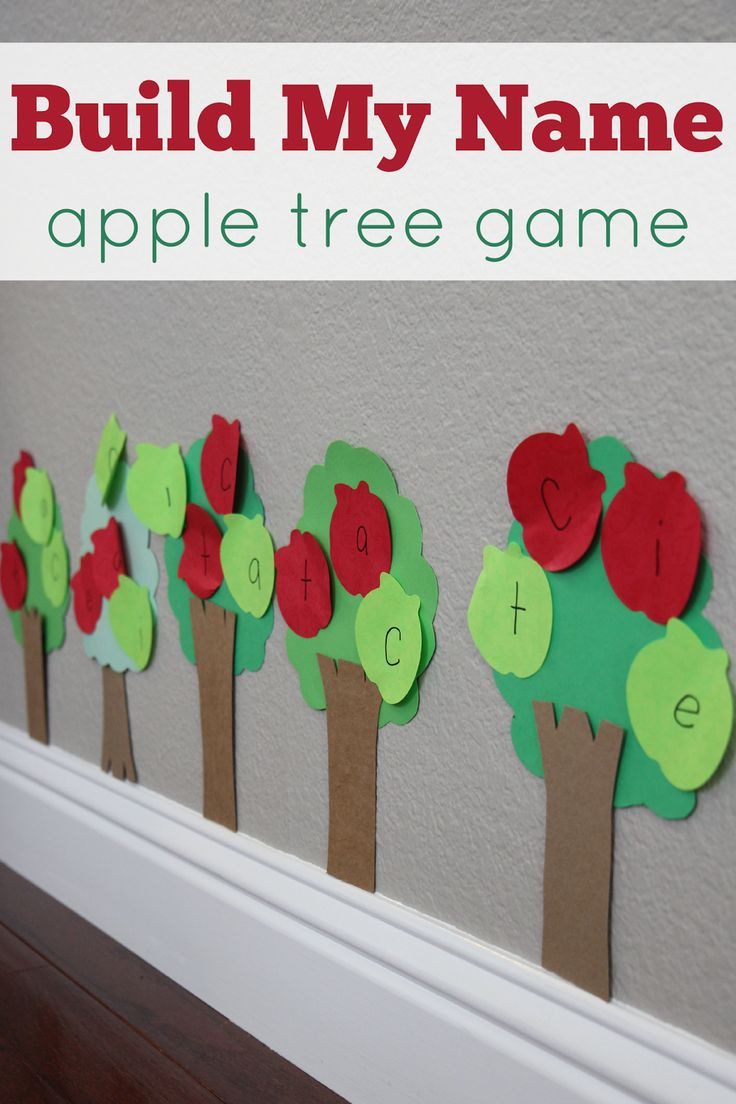 Name Crafts For Kids  452 best Fall Crafts and Activities images on Pinterest